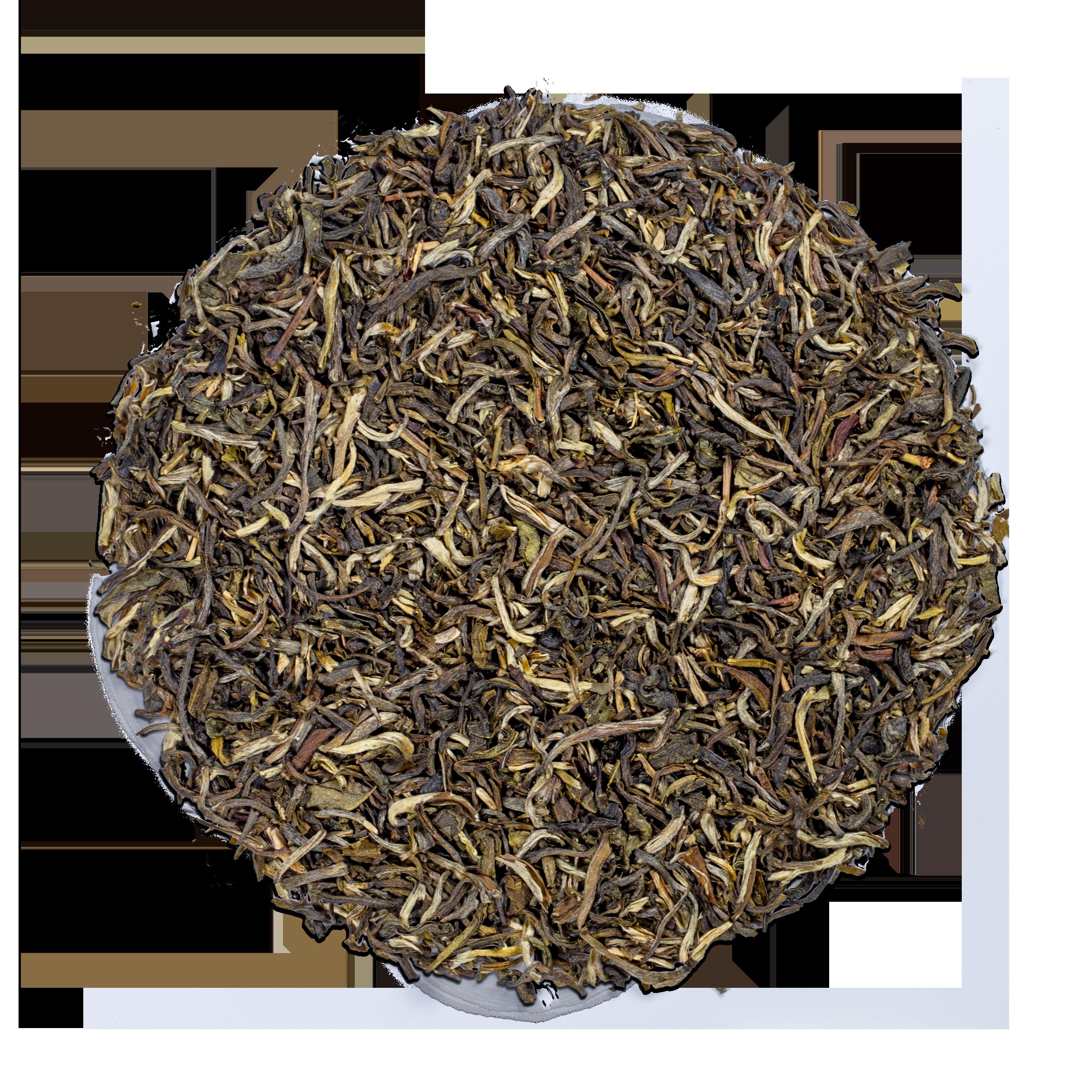 Thé blanc - Blanc Pêche-Cassis bio - Kusmi Tea
