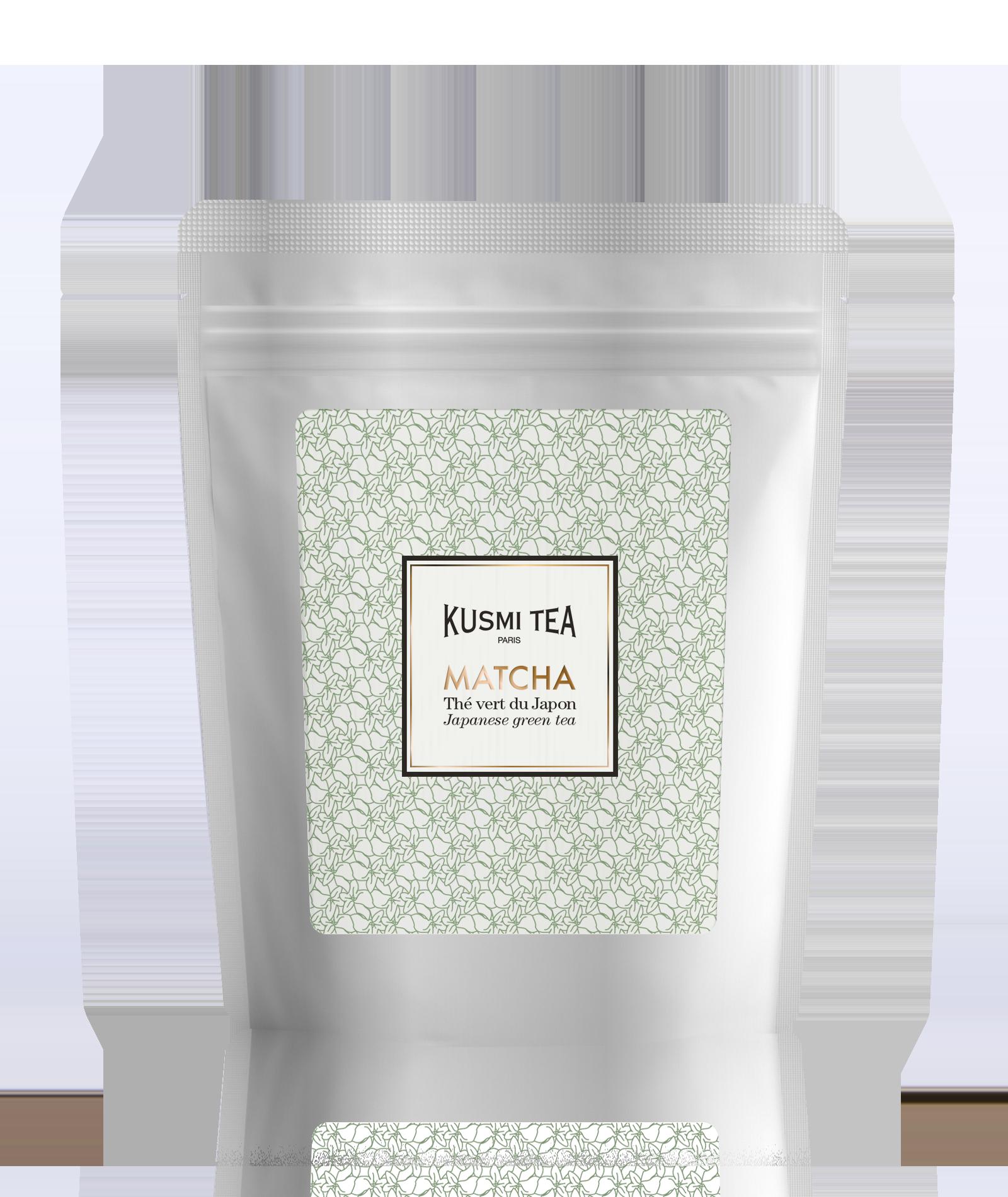 Thé vert - Matcha - Thé en vrac - Kusmi Tea