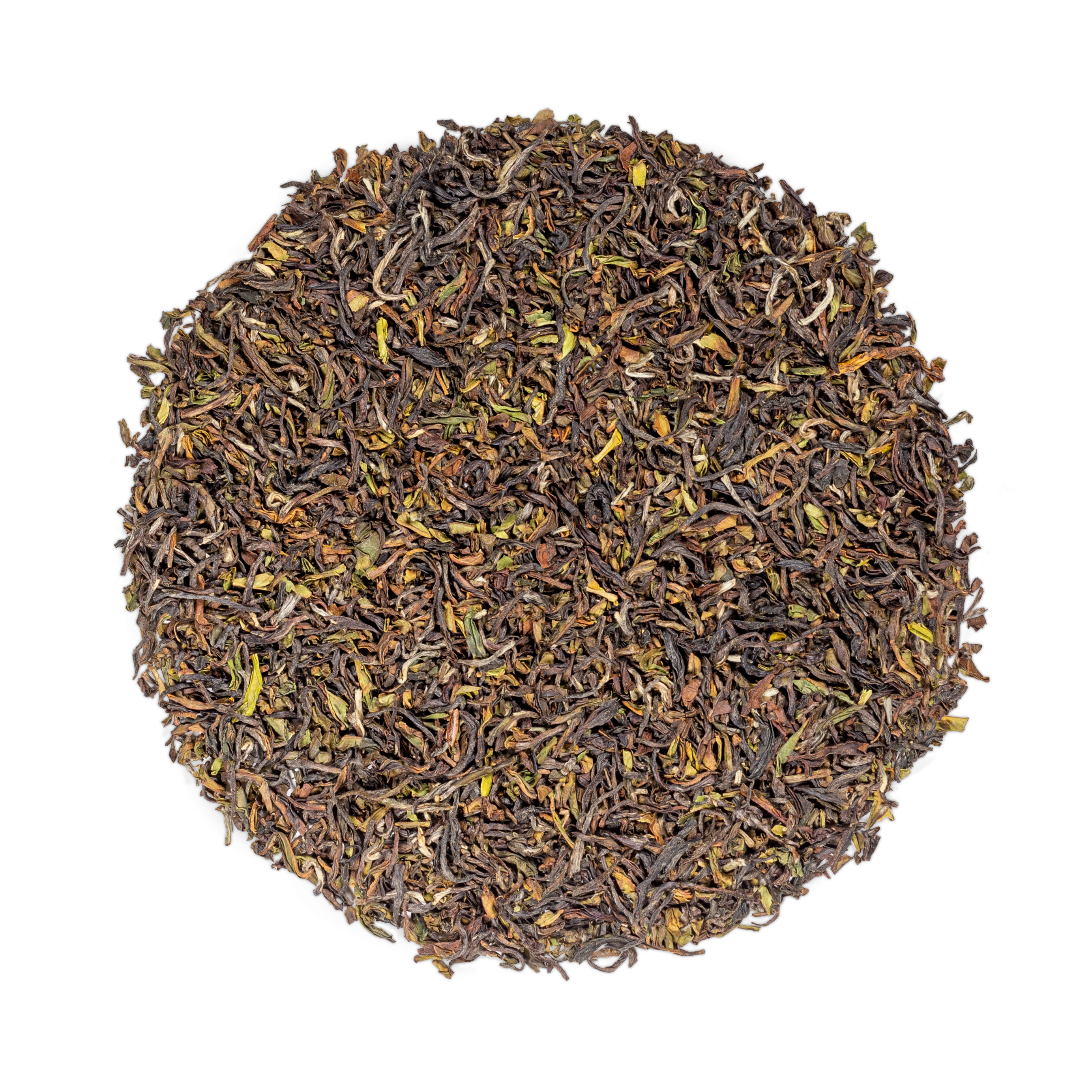 Thé noir du Népal, Jardin de Guranse bio - Thé noir du Népal - Thé en vrac - Kusmi Tea