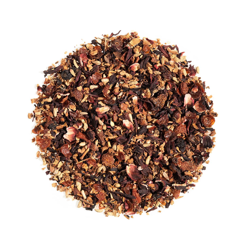 AquaFrutti (Infusion de fruits bio) -Thé en vrac - Recharge -Kusmi Tea