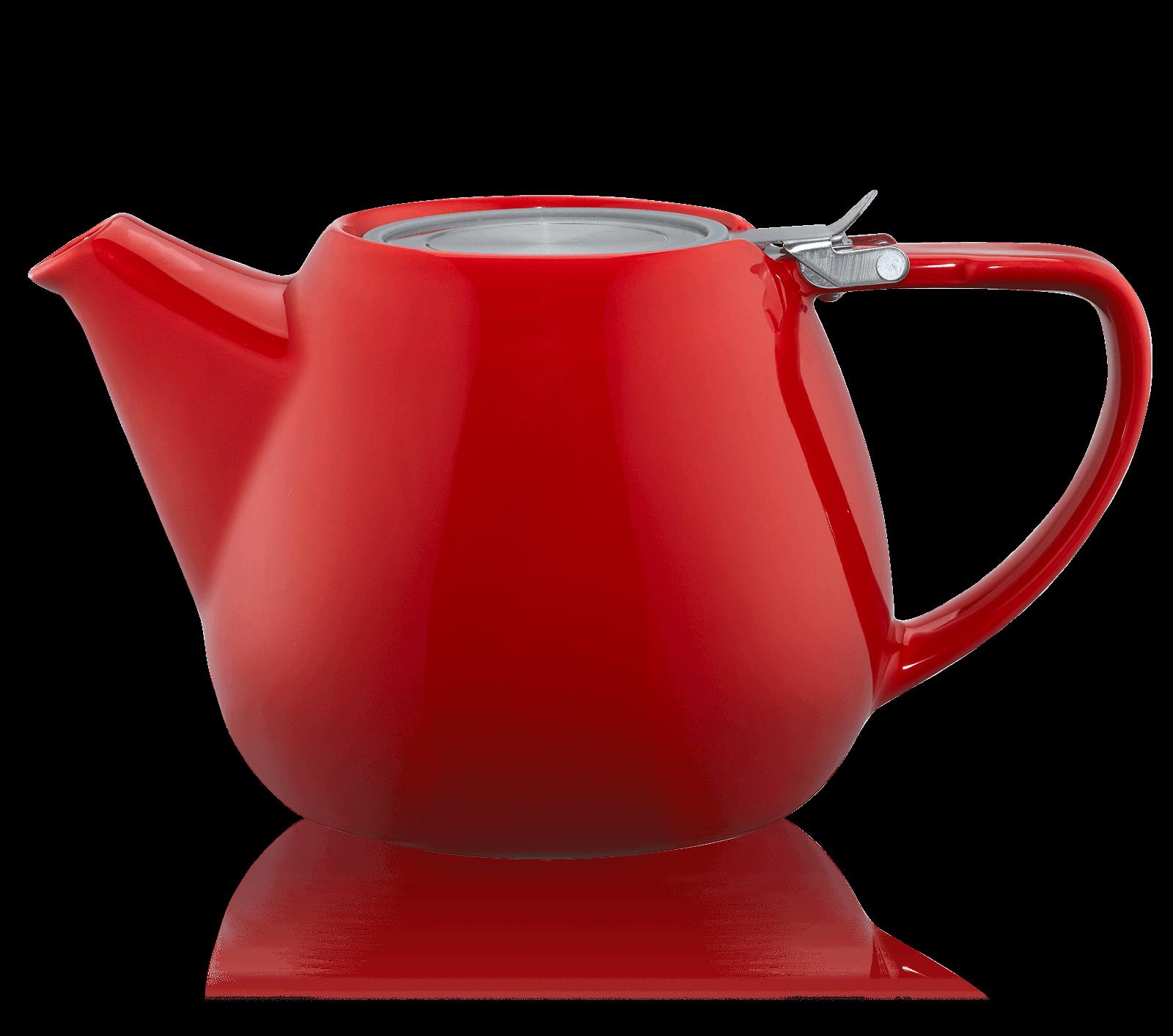 Théière 1,1L porcelaine - Accessoire pour le thé - Kusmi Tea