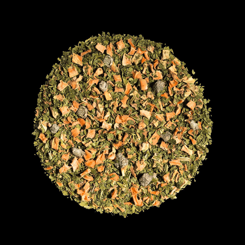 Green Mix Infusion bio - Infusion de légumes et de fruits - Thé en vrac - Kusmi Tea