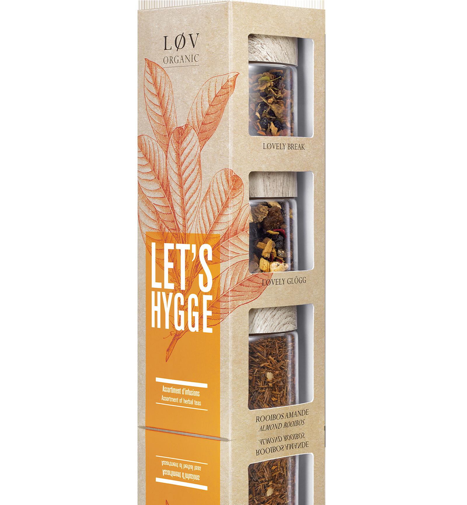 Coffret Let's Hygge - Kusmi Tea