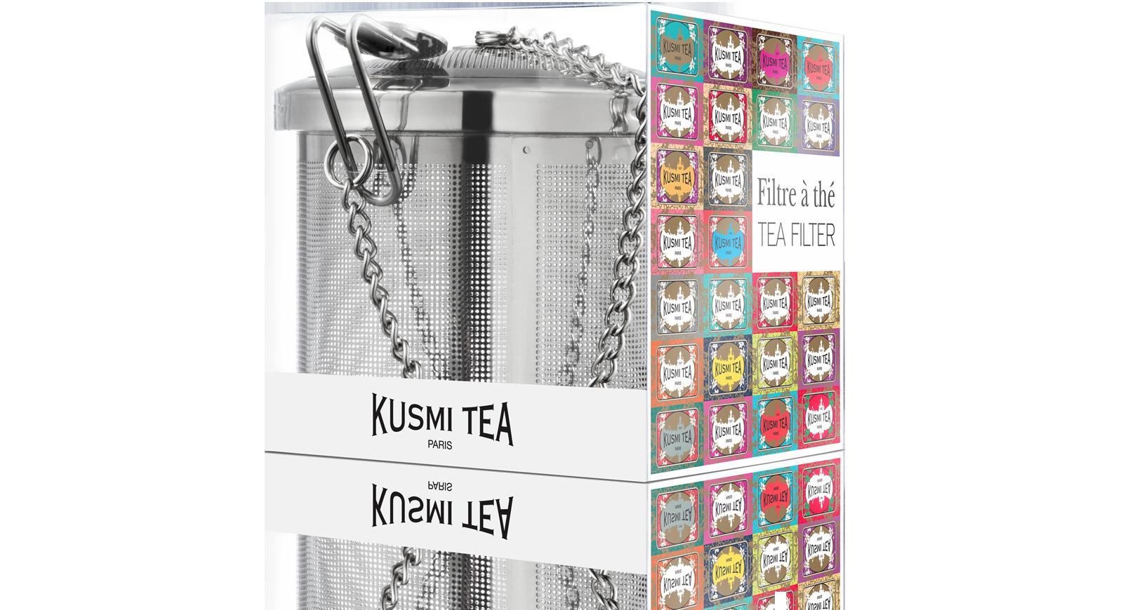 Filtre à thé Kusmi Tea