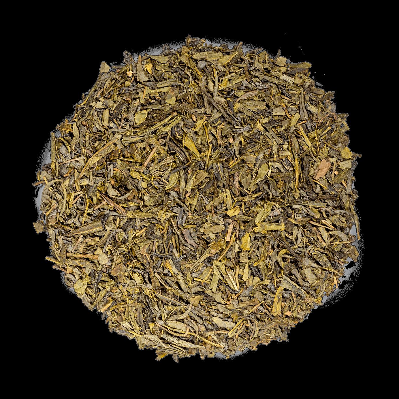 Vert rose bio - Thé vert à la rose - Thé en vrac - Kusmi Tea