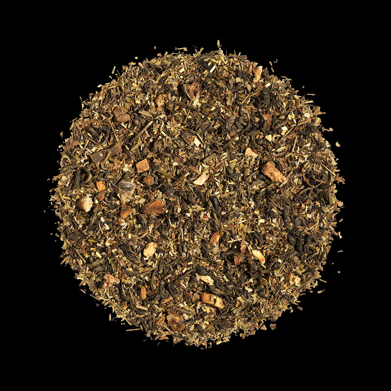 Beautiful bio - Mélange aromatisé de thés, rooibos et fruits jaunes - Thé en vrac - Kusmi Tea