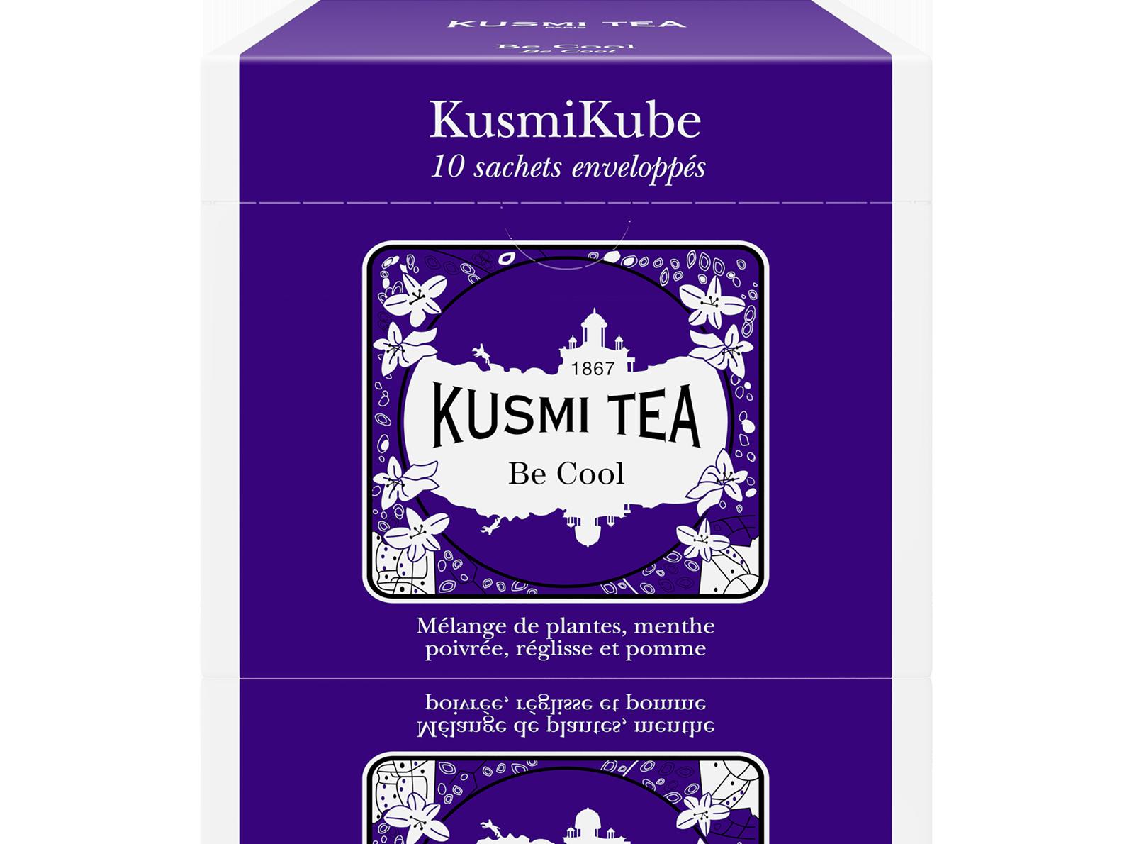 Infusion - Be Cool - Sachets - Kusmi Tea