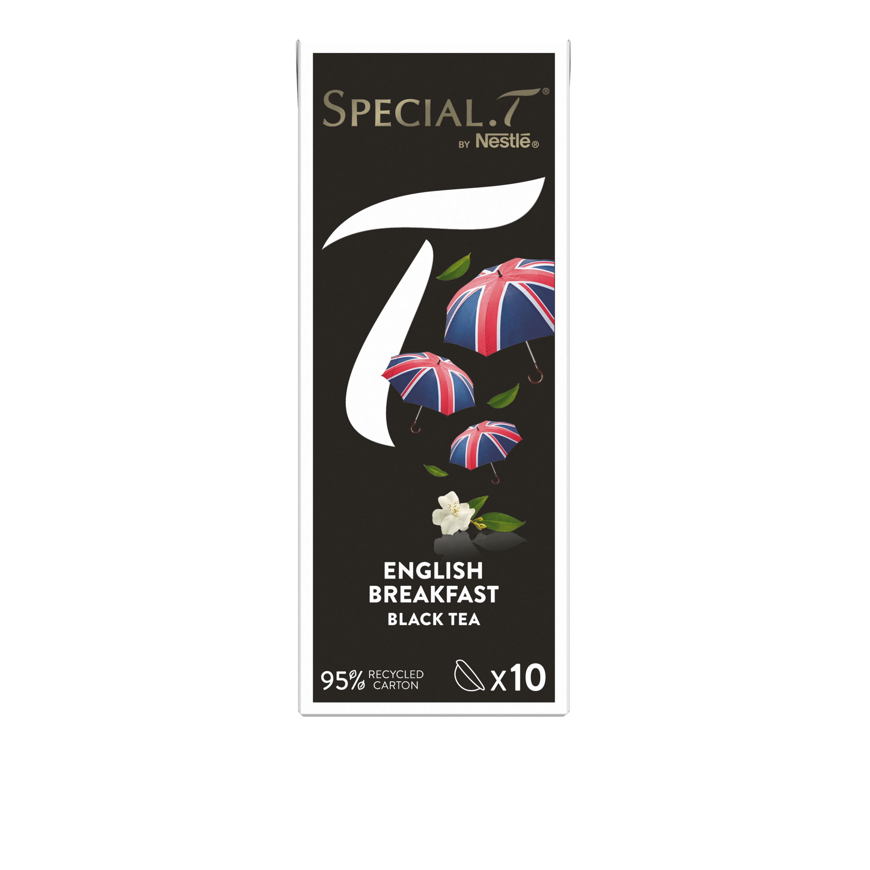 Thé noir - Capsules English Breakfast - Special.T