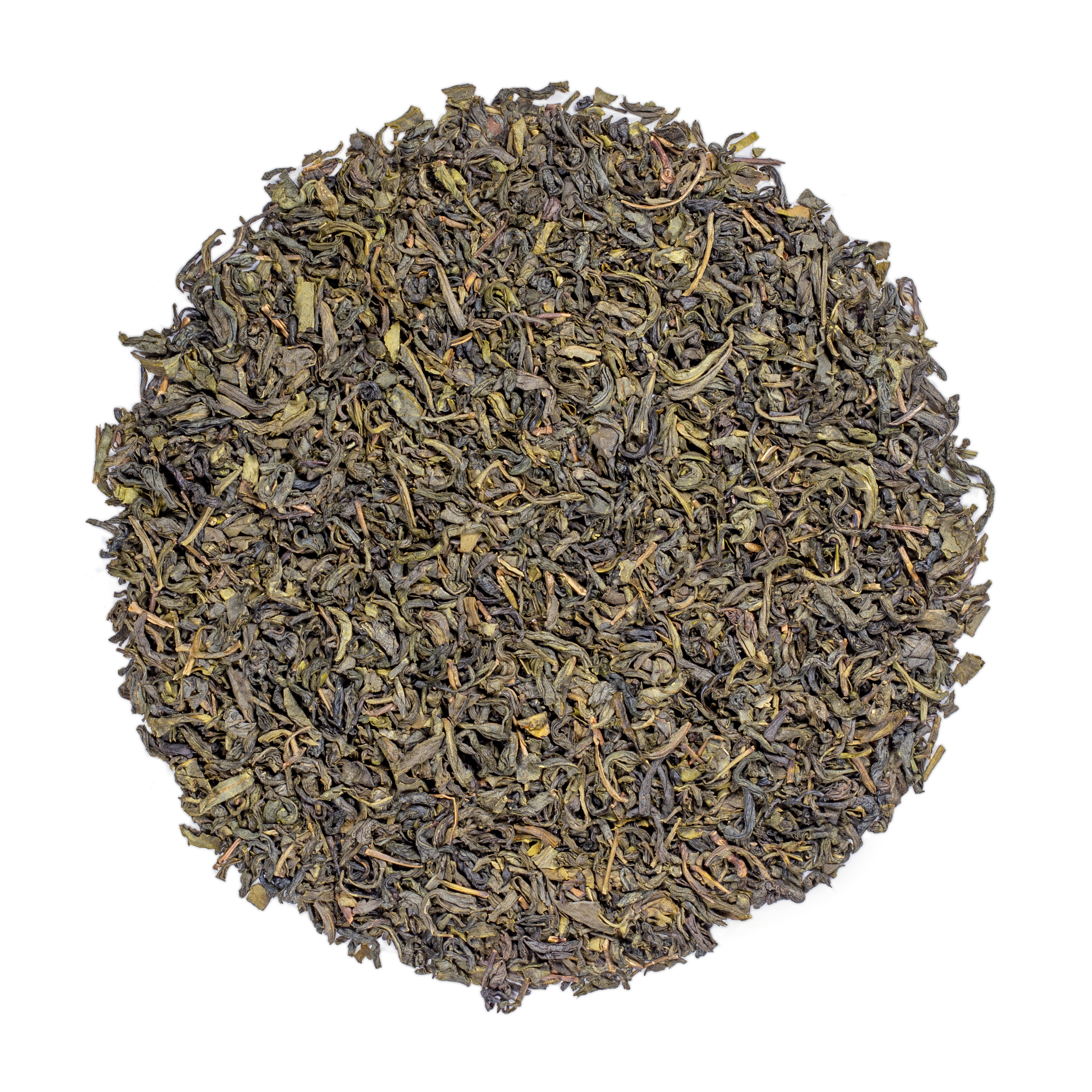 Thé vert - Thé vert saveur gingembre-citron - Vrac - Kusmi Tea