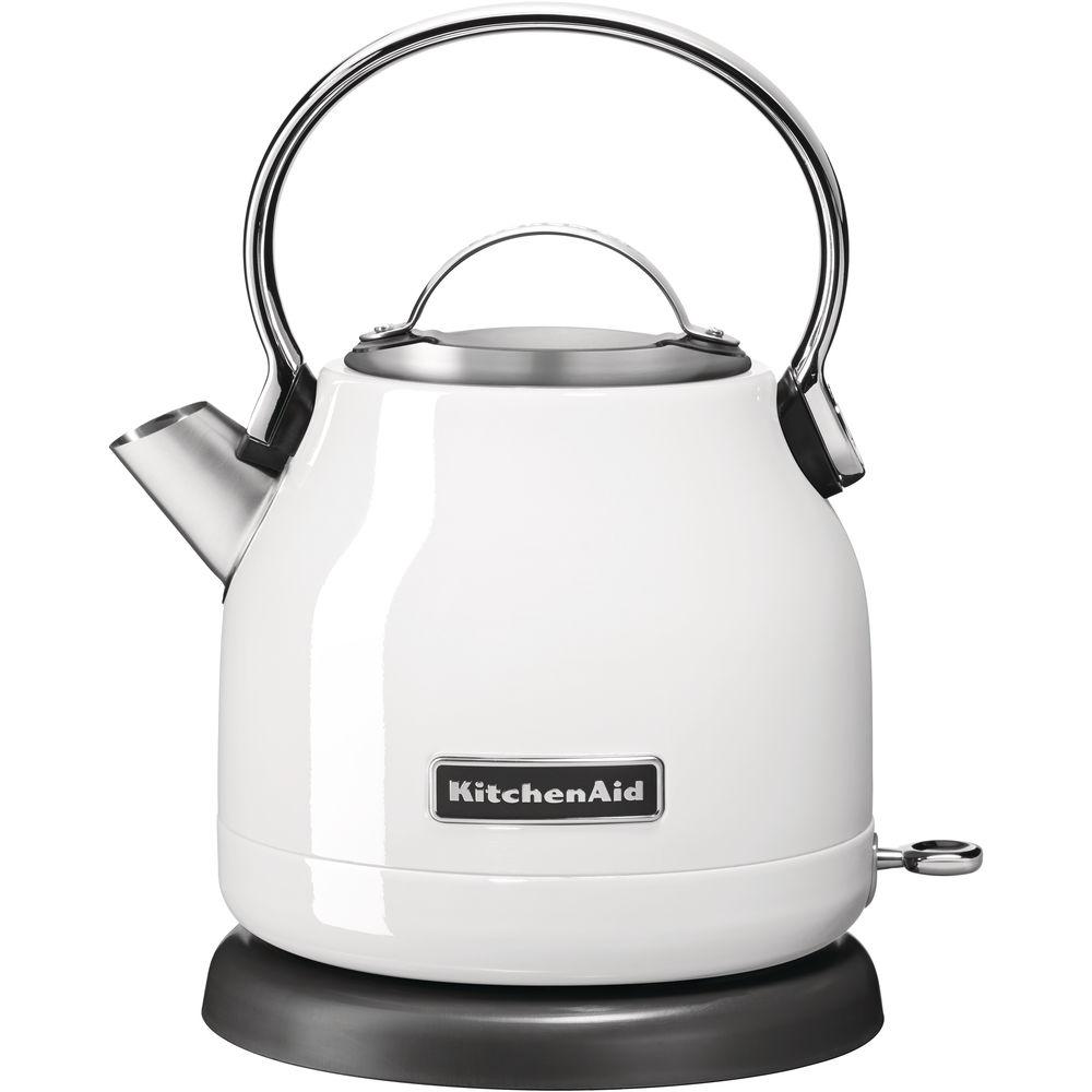 Bouilloire KitchenAid Classic 1,25L électrique - Accessoire pour le thé - Kusmi Tea