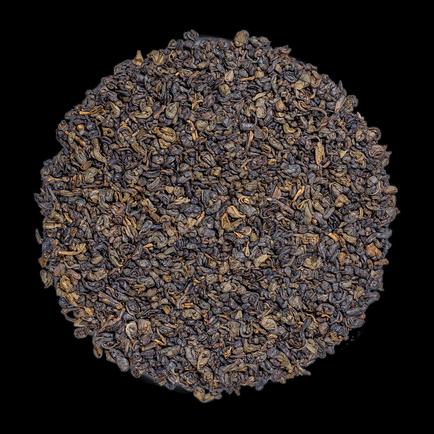 Thé vert Gunpowder bio - Thé vert de Chine - Thé en vrac - Kusmi Tea