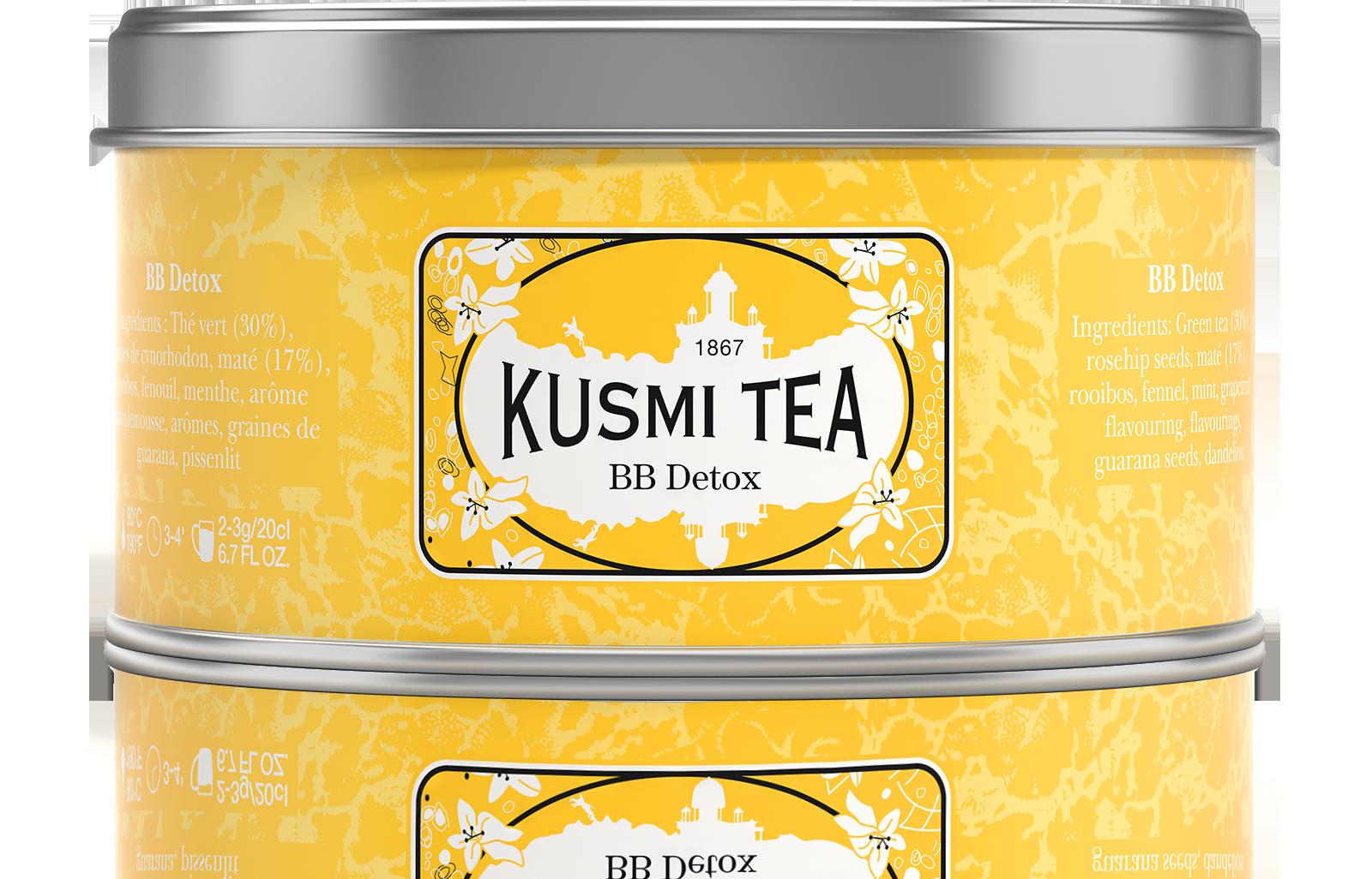 Thé vert - BB Detox - Kusmi Tea