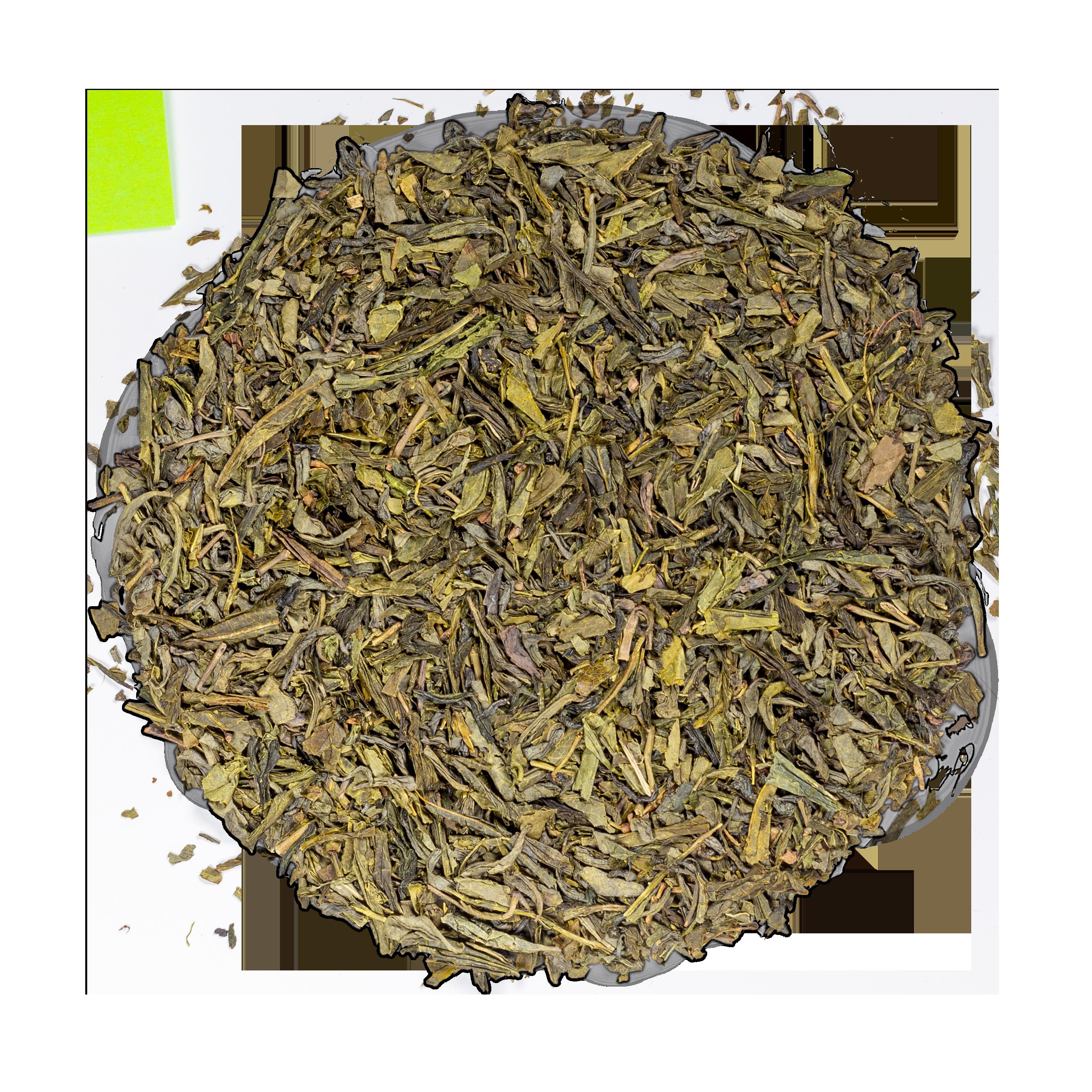 Thé vert - Vert rose Bio - Thé en vrac - Kusmi Tea