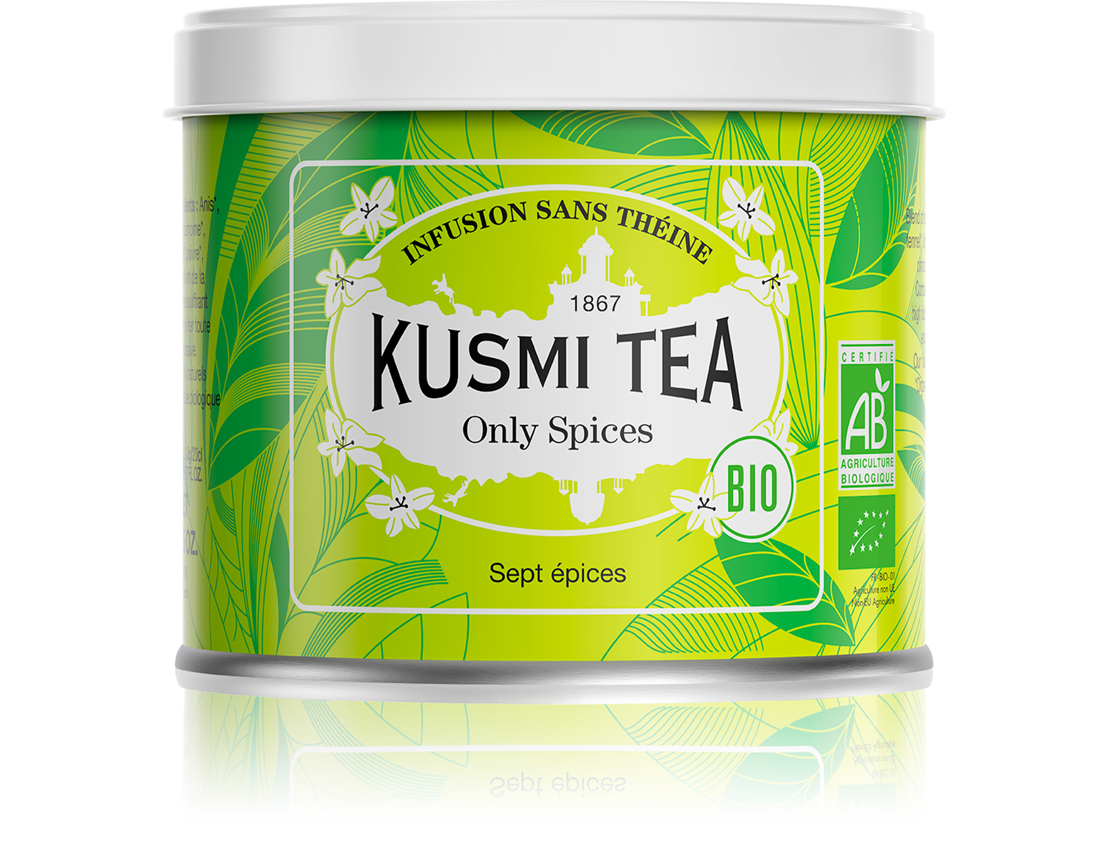 Only Spices (Infusion bio) - Kusmi Tea