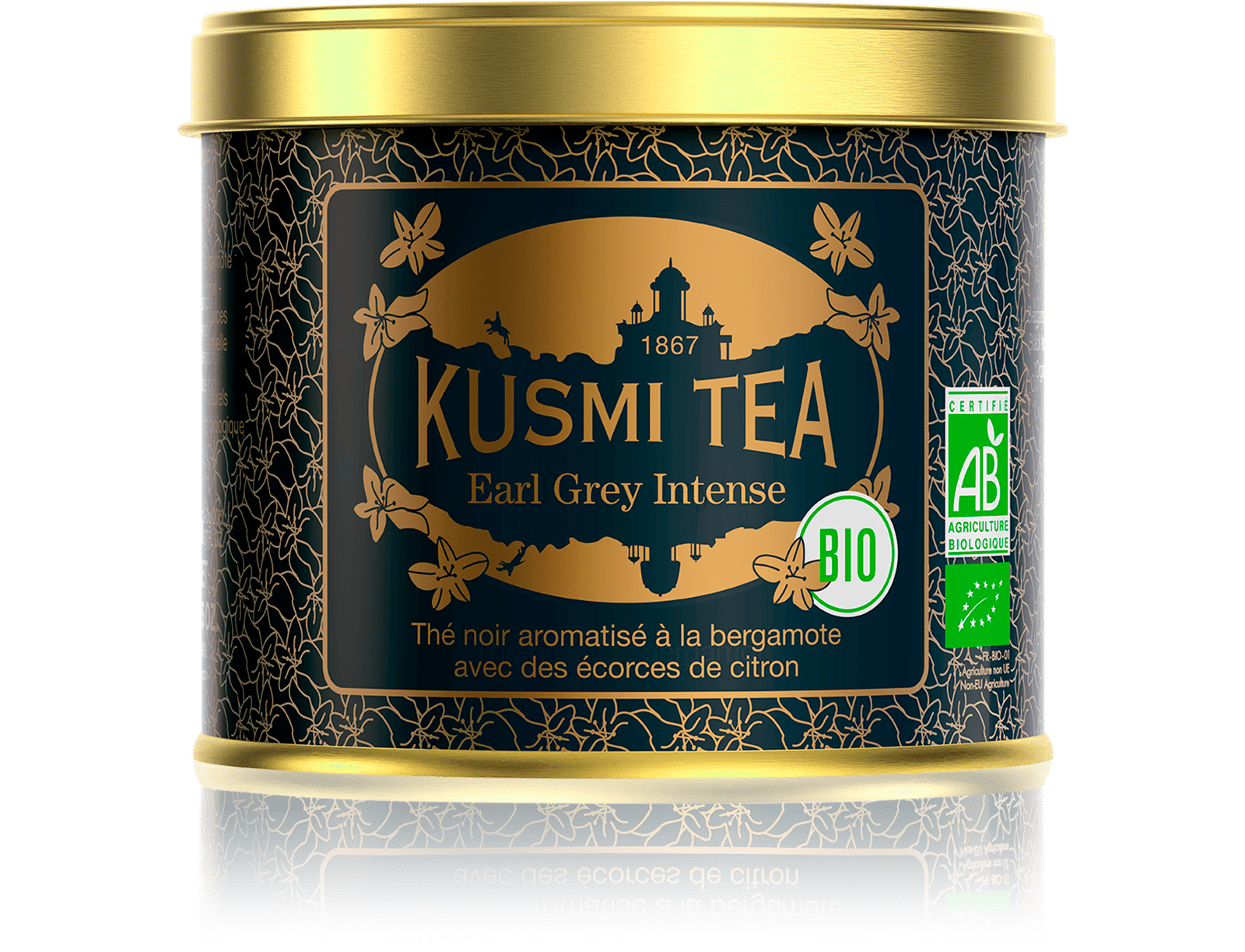 Earl Grey Intense bio - Vrac - Kusmi Tea