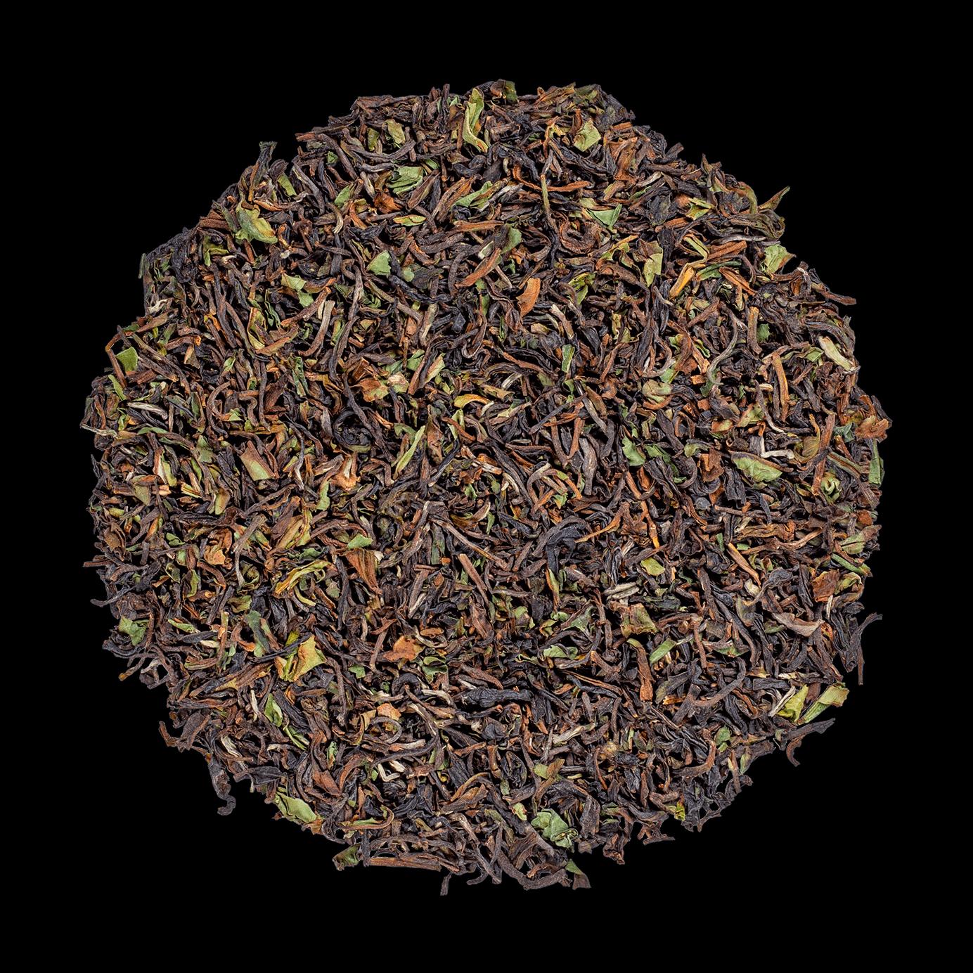 Darjeeling N°37 bio - Thé noir d'Inde. - Thé en vrac - Kusmi Tea