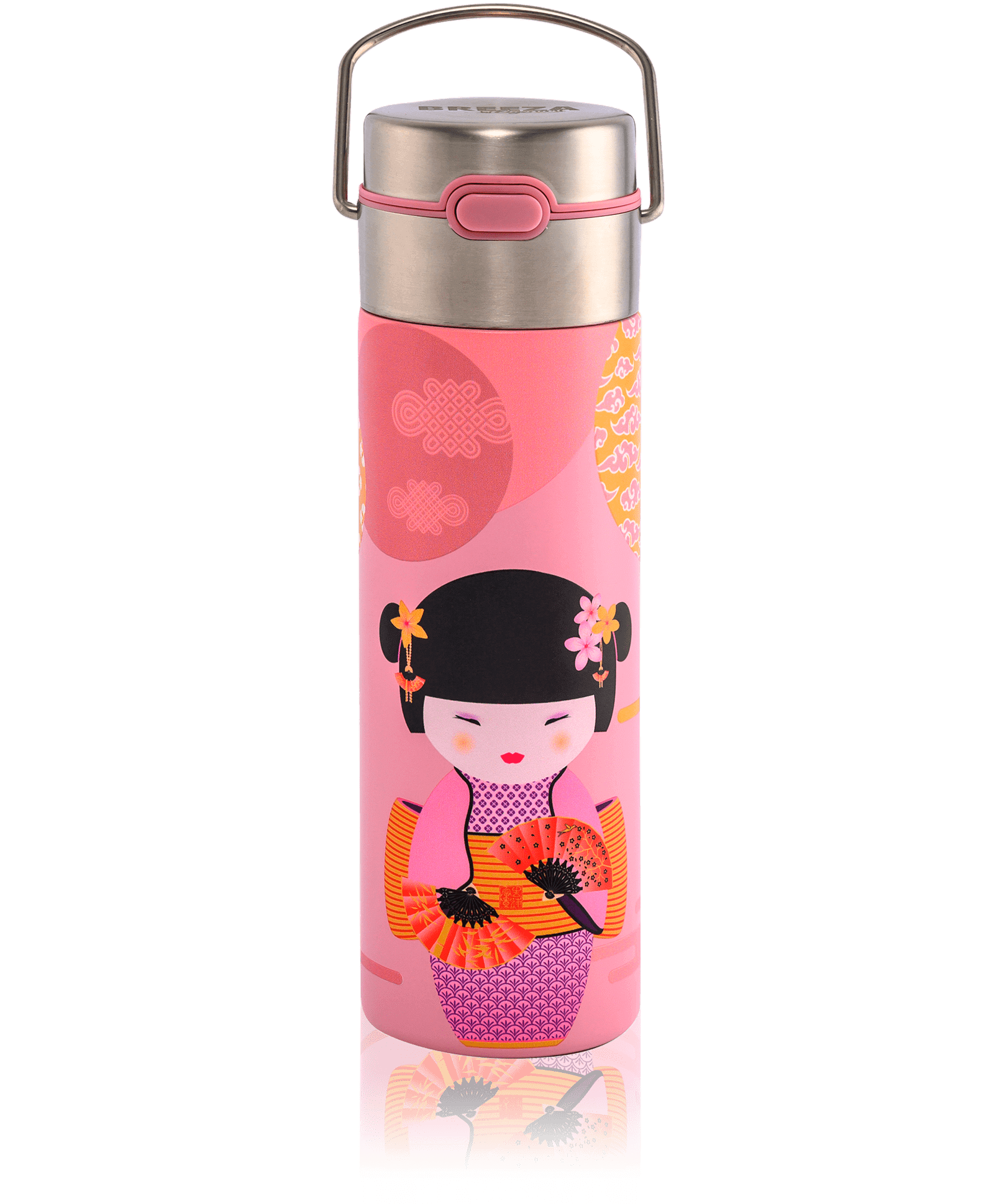 Mug nomade 50Cl - filtre - Accessoire pour le thé - Kusmi Tea