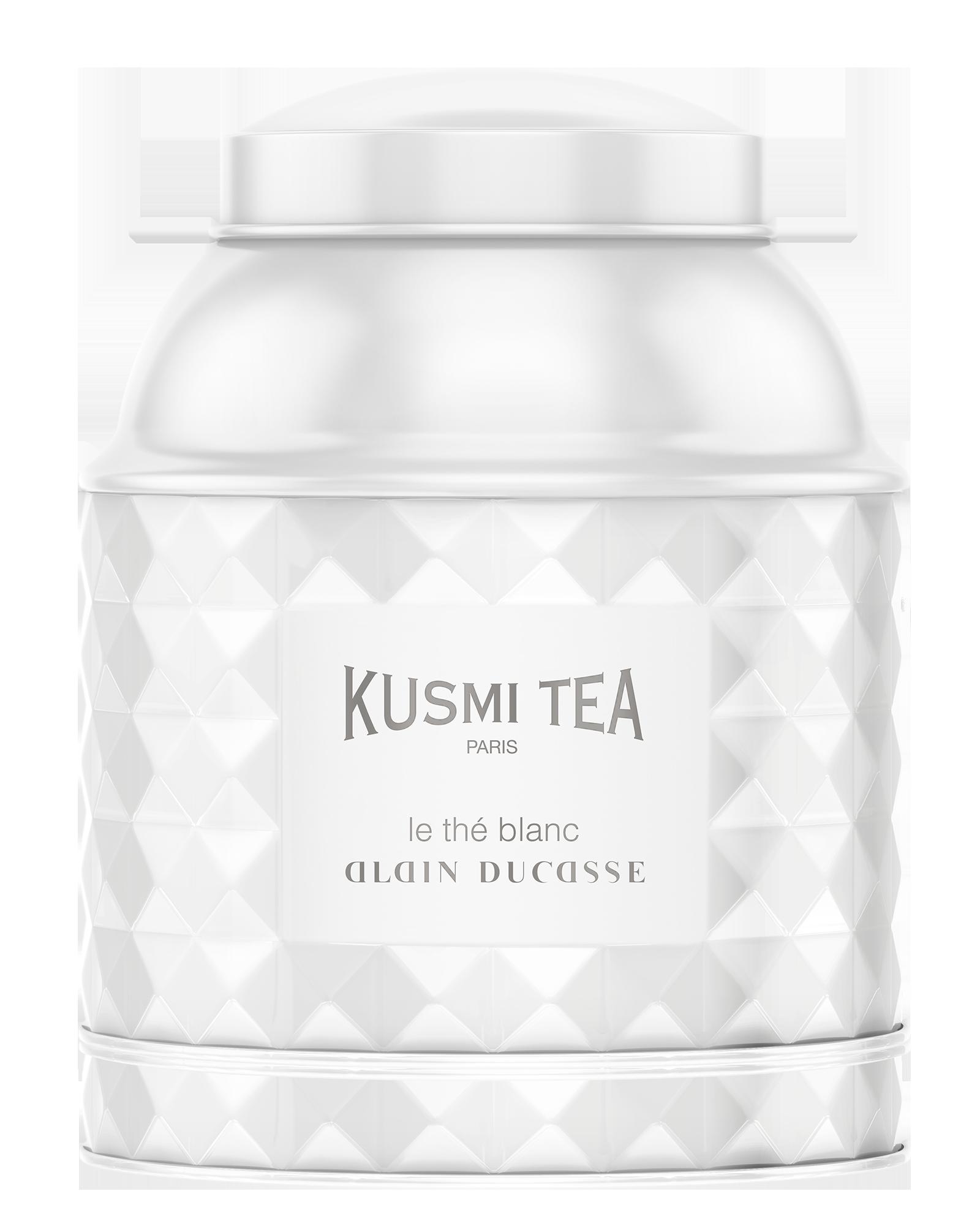 Thé blanc - Le Thé Blanc Alain Ducasse - Vrac - Kusmi Tea