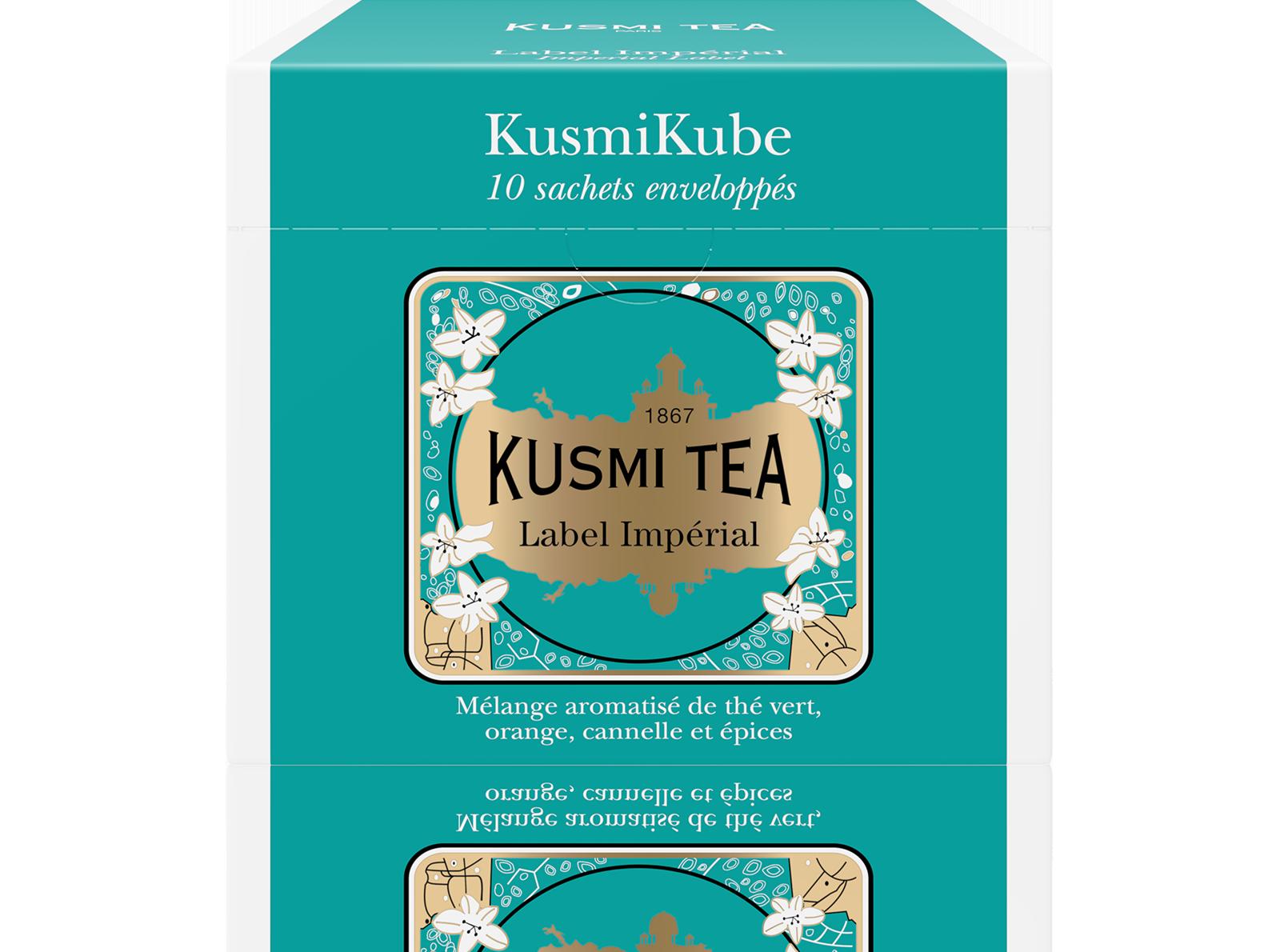 Thé vert Sachet - Label Impérial - Kusmi Tea