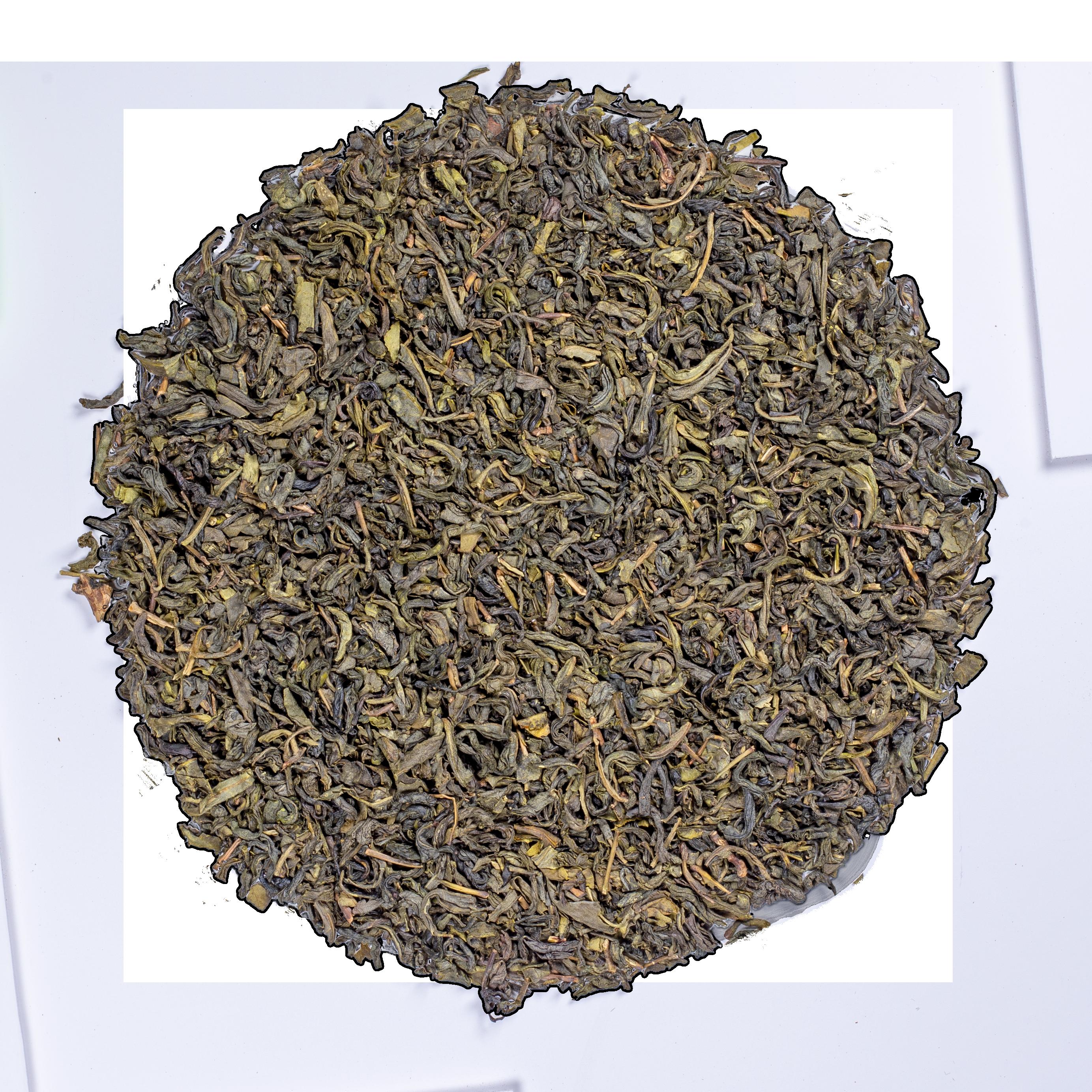 Thé vert saveur gingembre-citron- Thé vert - Kusmi Tea