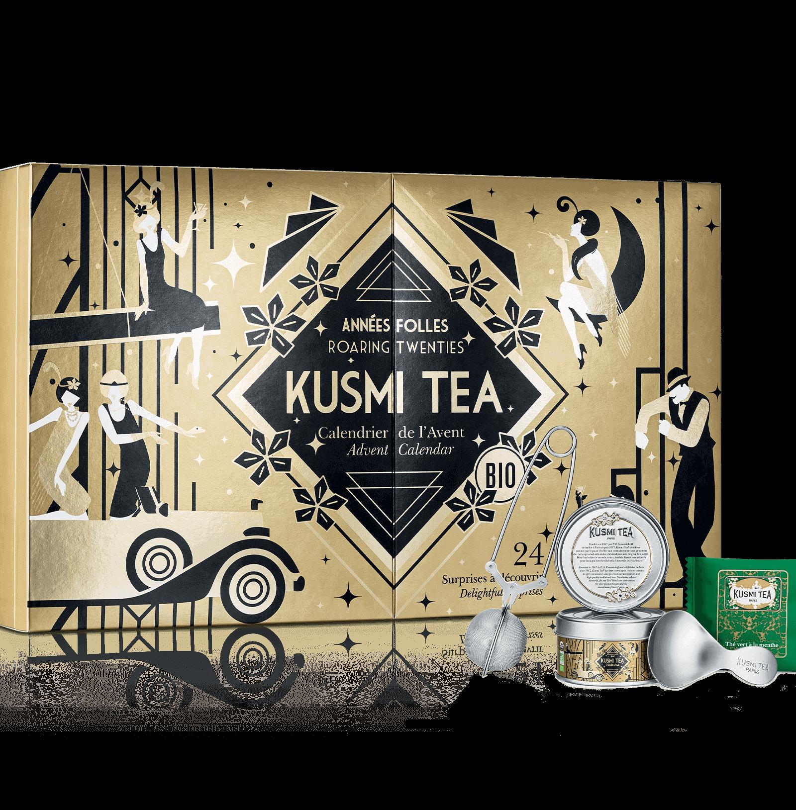 Calendrier de l'Avent Kusmi Tea - Thé, infusion