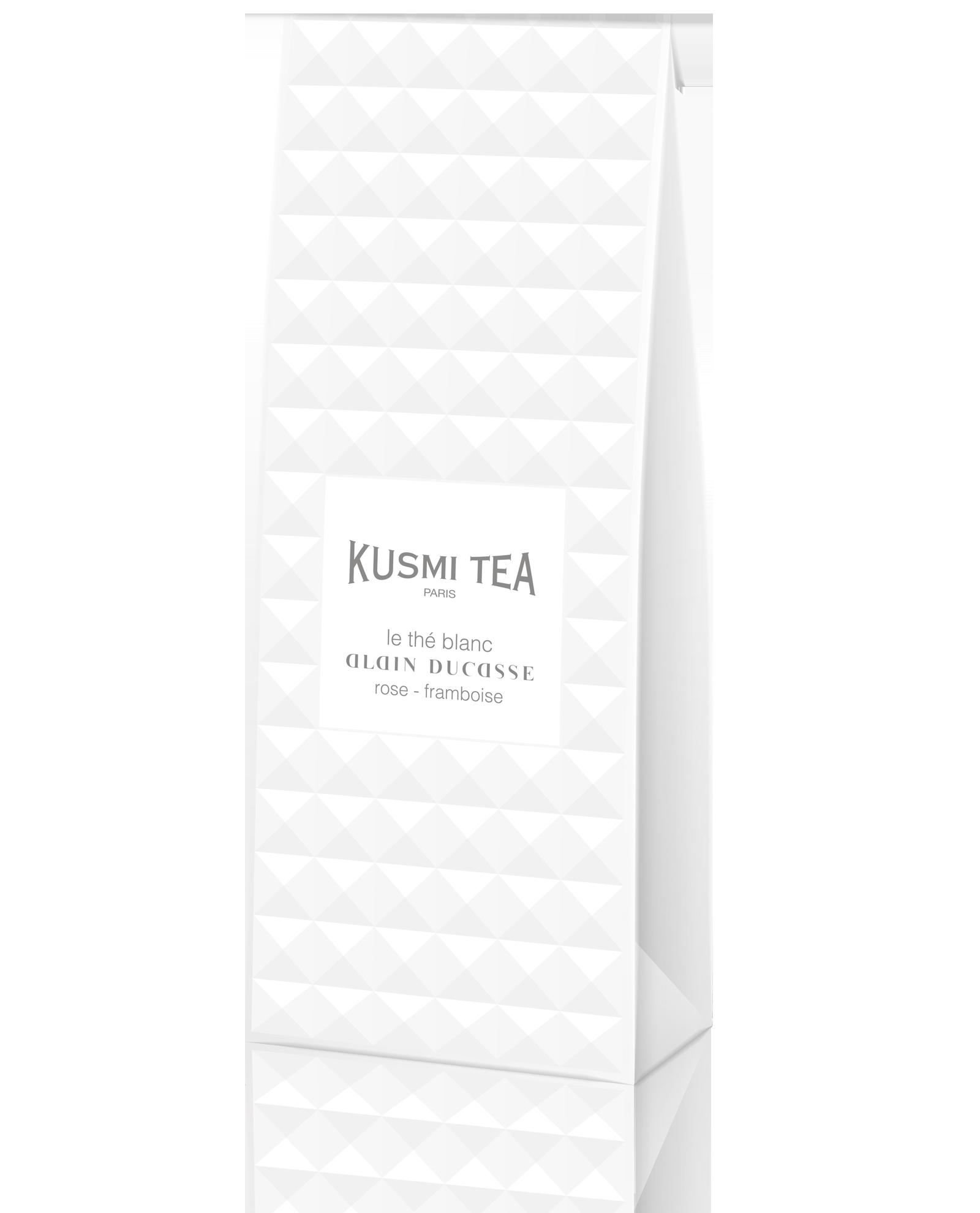Thé blanc - Le Thé Blanc Alain Ducasse - Kusmi Tea