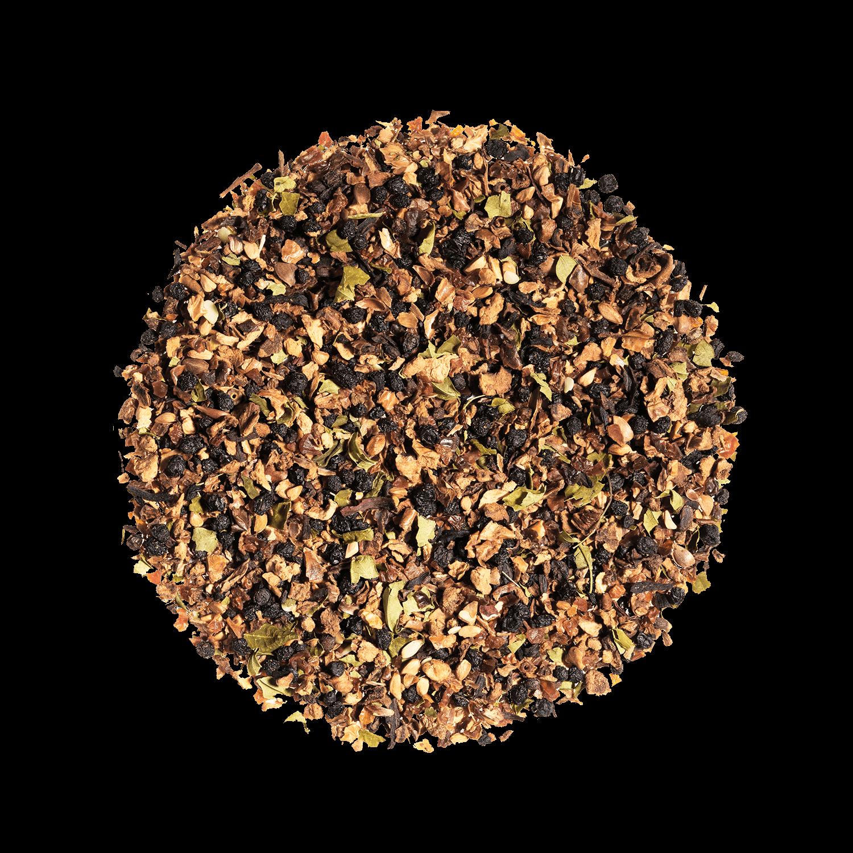 Sweet Break Infusion bio - Fruits rouges, biscuit - Thé en vrac - Kusmi Tea