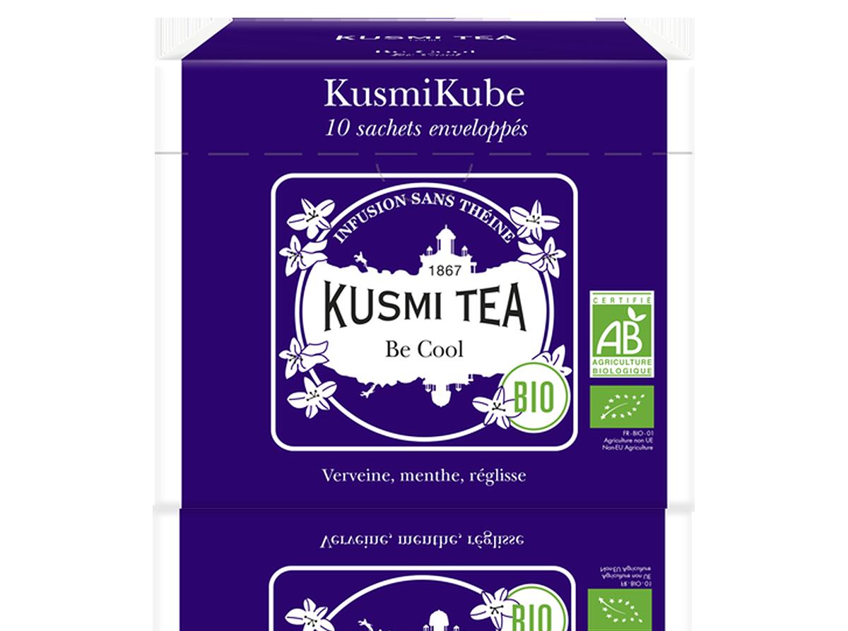 Infusion - Be Cool bio - Sachets - Kusmi Tea