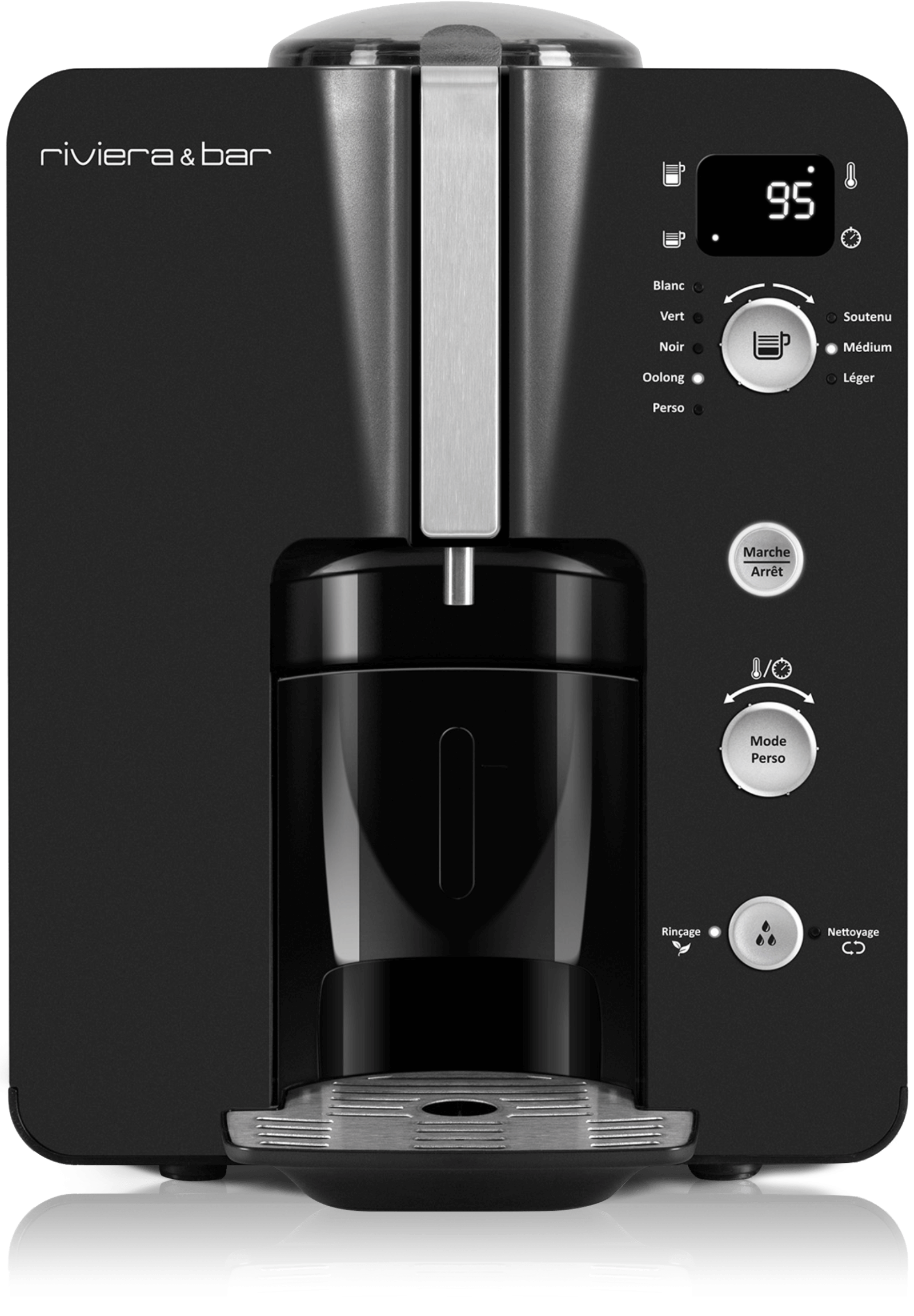 Machine à thé Origin - Accessoire pour le thé - Kusmi Tea