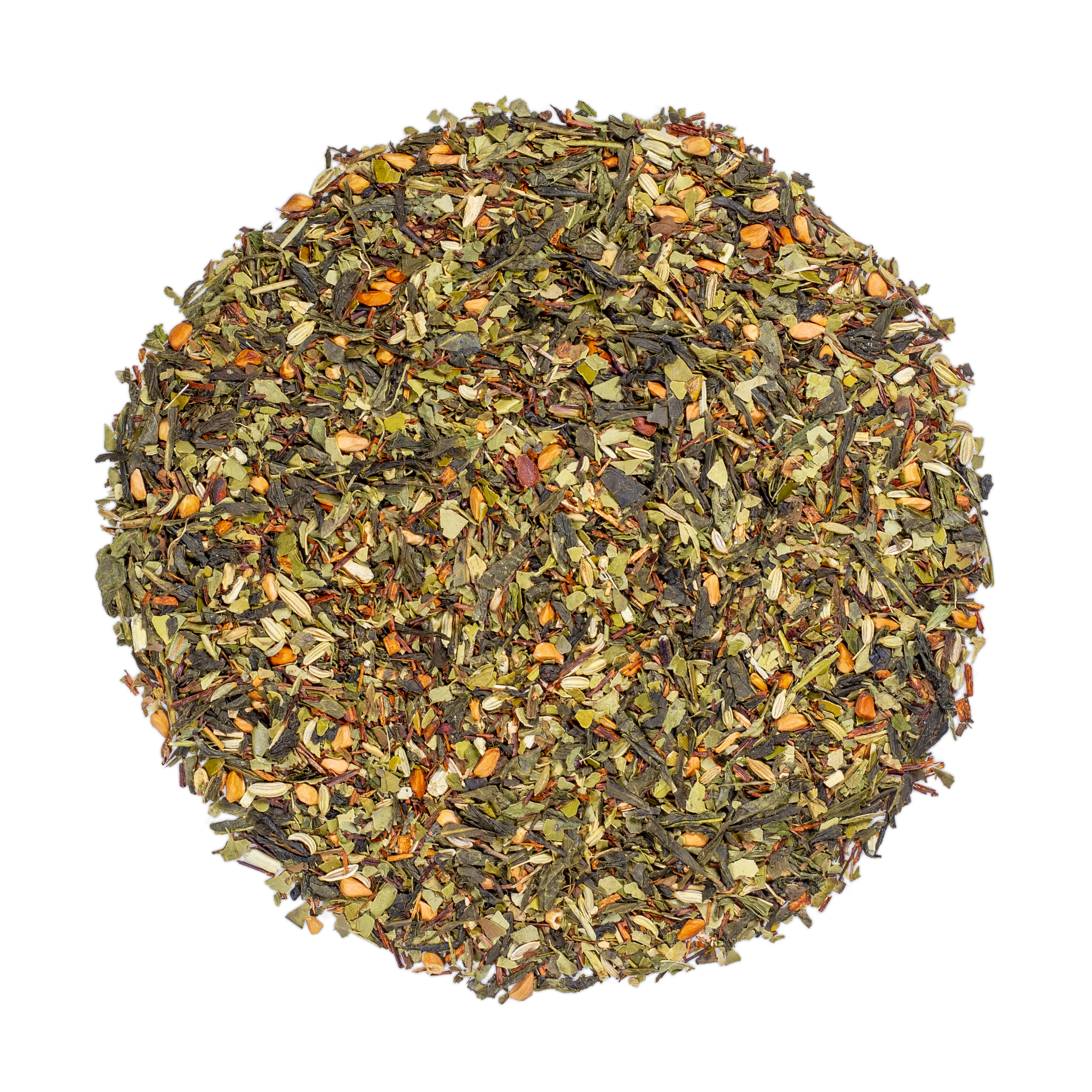 Thé vert, maté, rooibos - BB Detox - Vrac - Kusmi Tea